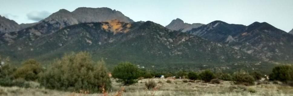 Mt. Crestone Banner