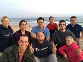 CE-5 Sydney Skywatch Team – 2016 December 3 Saturday Report