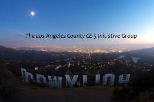 CE-5 LOS ANGELES COUNTY CA