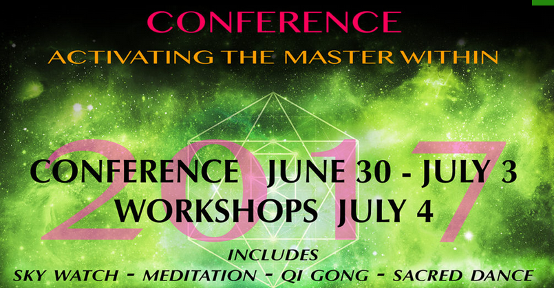 CLICK IMAGE - FIND OUT MORE!  JOIN US JUNE 30-JULY 3, 2017